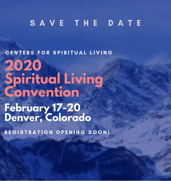 2020 CSL Convention Flyer