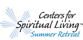 Centers for Spiritual Living Summer Retreat Logo