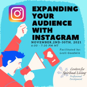 Expanding Your Audience with Instagram - CSL Professional Development