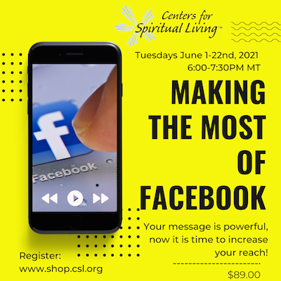 Making the Most of Facebook: June 2021