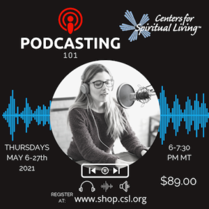 Podcasting 101 - CSL Professional Development