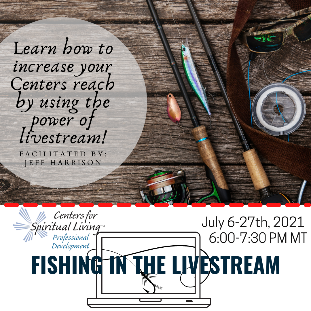 Fishing in the Livestream: July 2021
