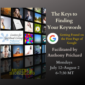 The Keys to Finding Your Keywords