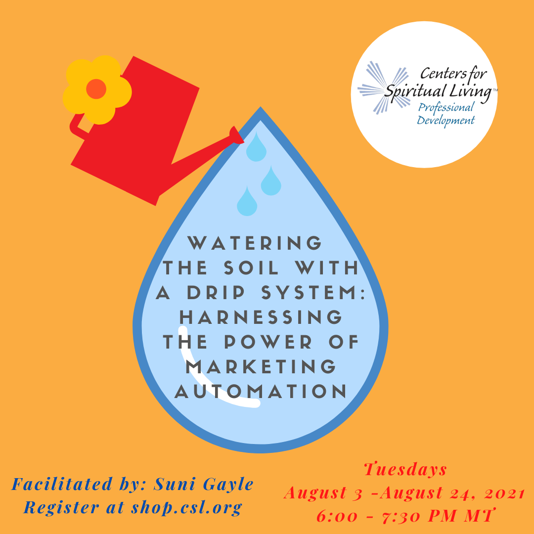 Watering the Soil with a Drip System: August 2021
