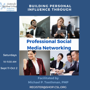Building Personal Influence through Social Media Networking