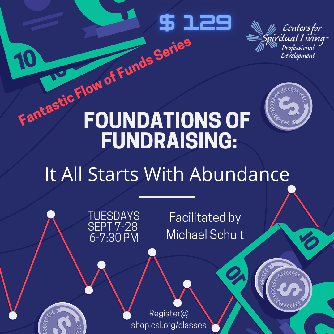 Foundations of Fundraising: September 2021