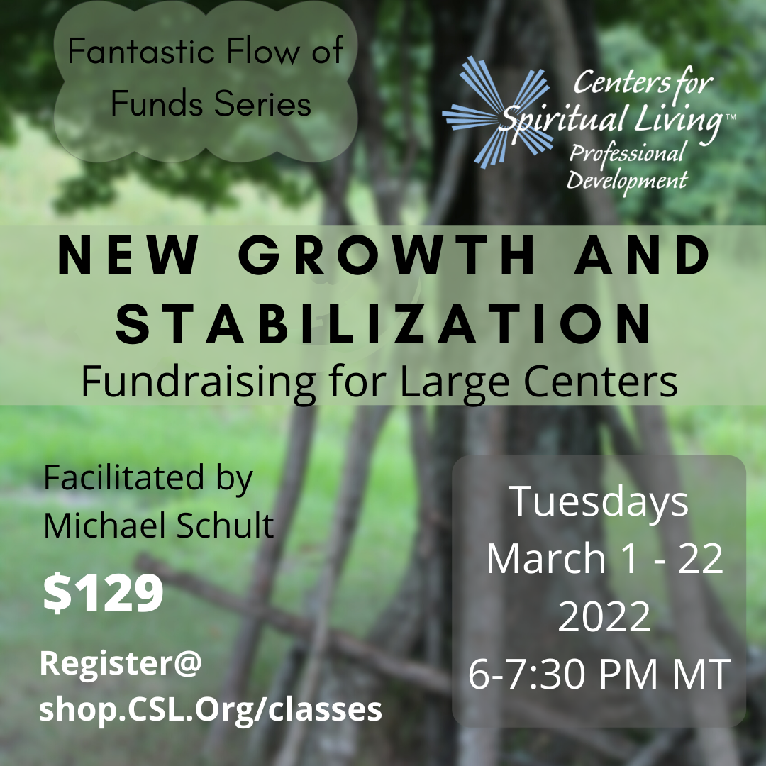 New Growth and Stabilization: March 2022