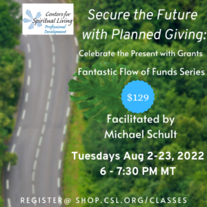 Secure the Future with Planned Giving