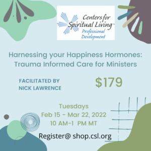 Harnessing Your Happiness Hormones