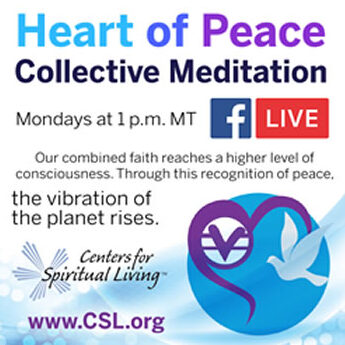 Heart of Peace Collective Meditation