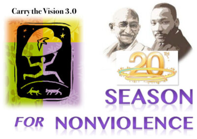 Season for Nonviolence AGNT