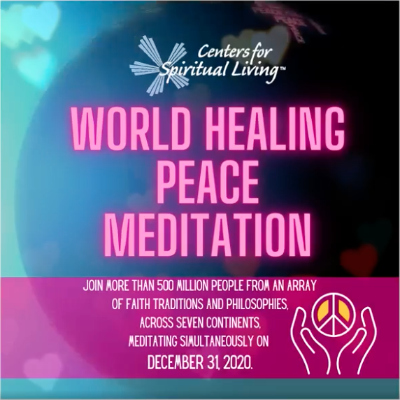 World Healing Peace Meditation