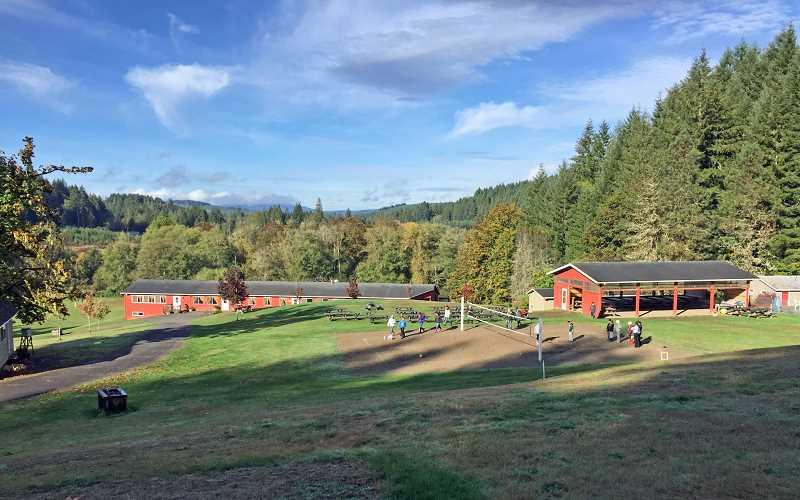 CSL - Camp Red Barn