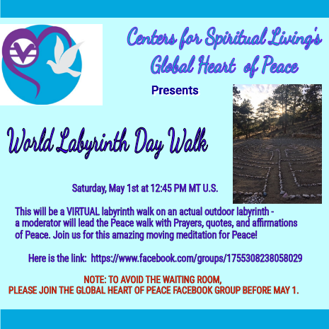 World Labyrinth Day Walk